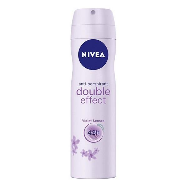 Spray Deodorant Double Effect Nivea (200 Ml)