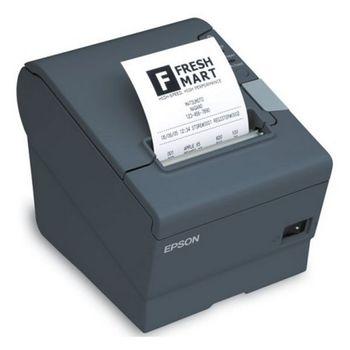 Ticket Printer Epson C31CA85833 USB Black