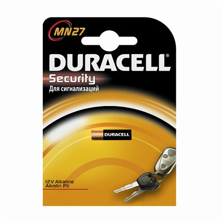 BUTTON BATTERY MN27 12V SPECIAL DURACELL