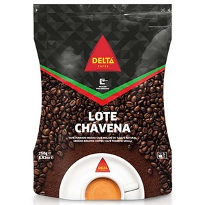 Coffee beans lot Chávena Delta coffees 250g