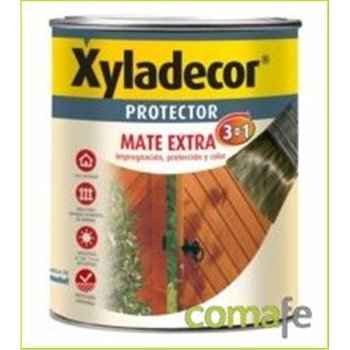 PROTECTOR PARA MADERA MATE ROBLE 3 EN 1 750ML XYLADECOR