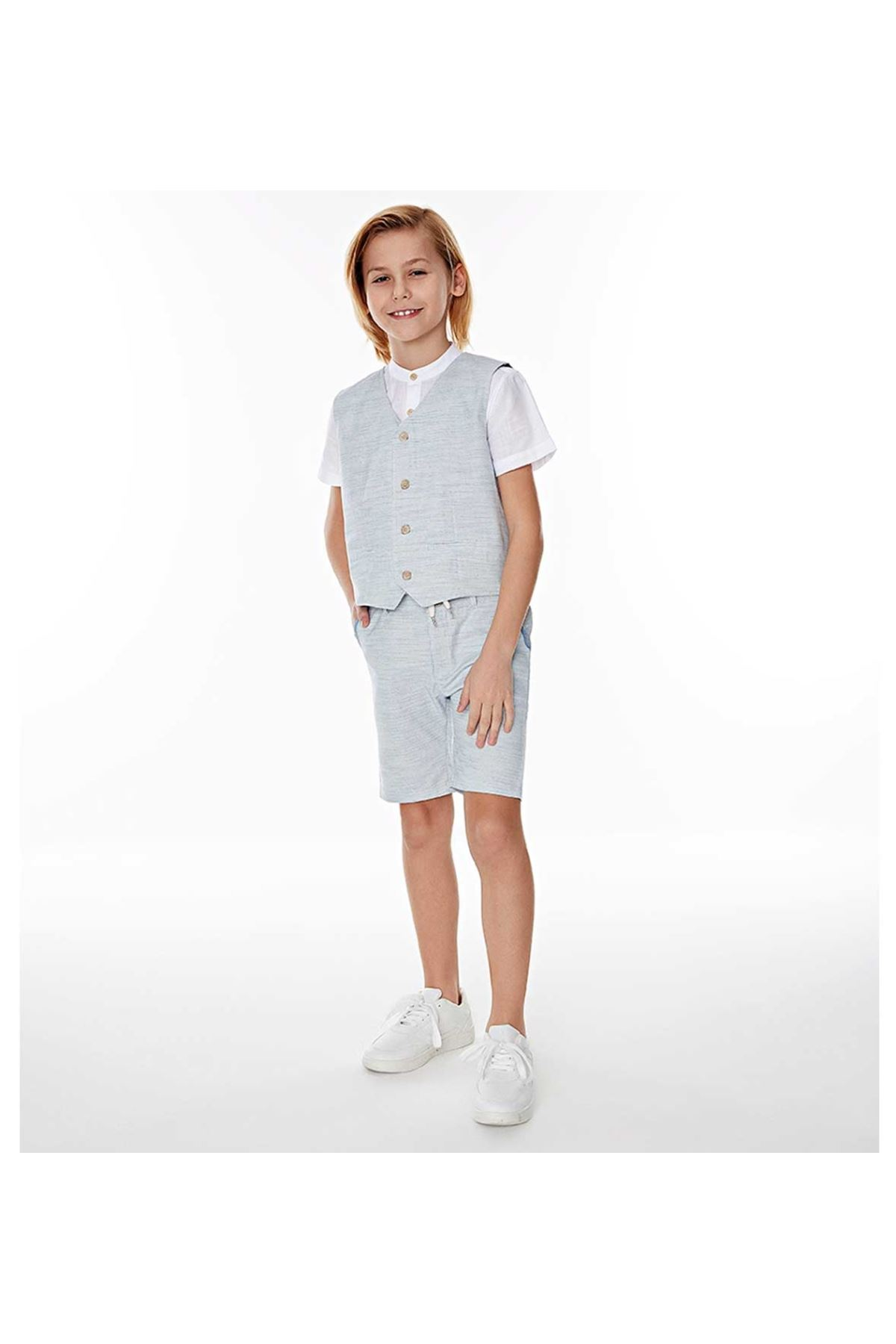Wonder Kids Male Child Shorts 010-6246-011