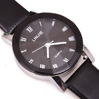 High end brand fashion simple men's watch, leather, men's watches watch men wrist dled redmont 5685
