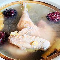 来碗鸡汤暖暖胃吧的做法图解5
