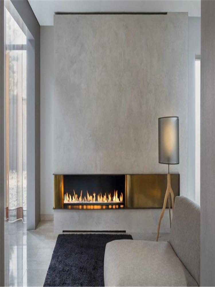 30 Inch Intelligent Smart Alcohol Alexa Wlan Google Home Bioetanol Fireplace Bio Kominek