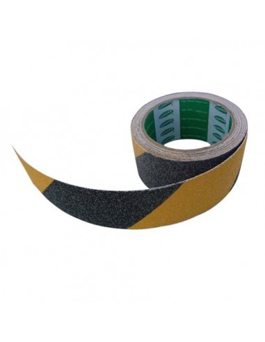 758136881 BAND ADHESIVE ANTI-SLIP 50M BLACK/TO