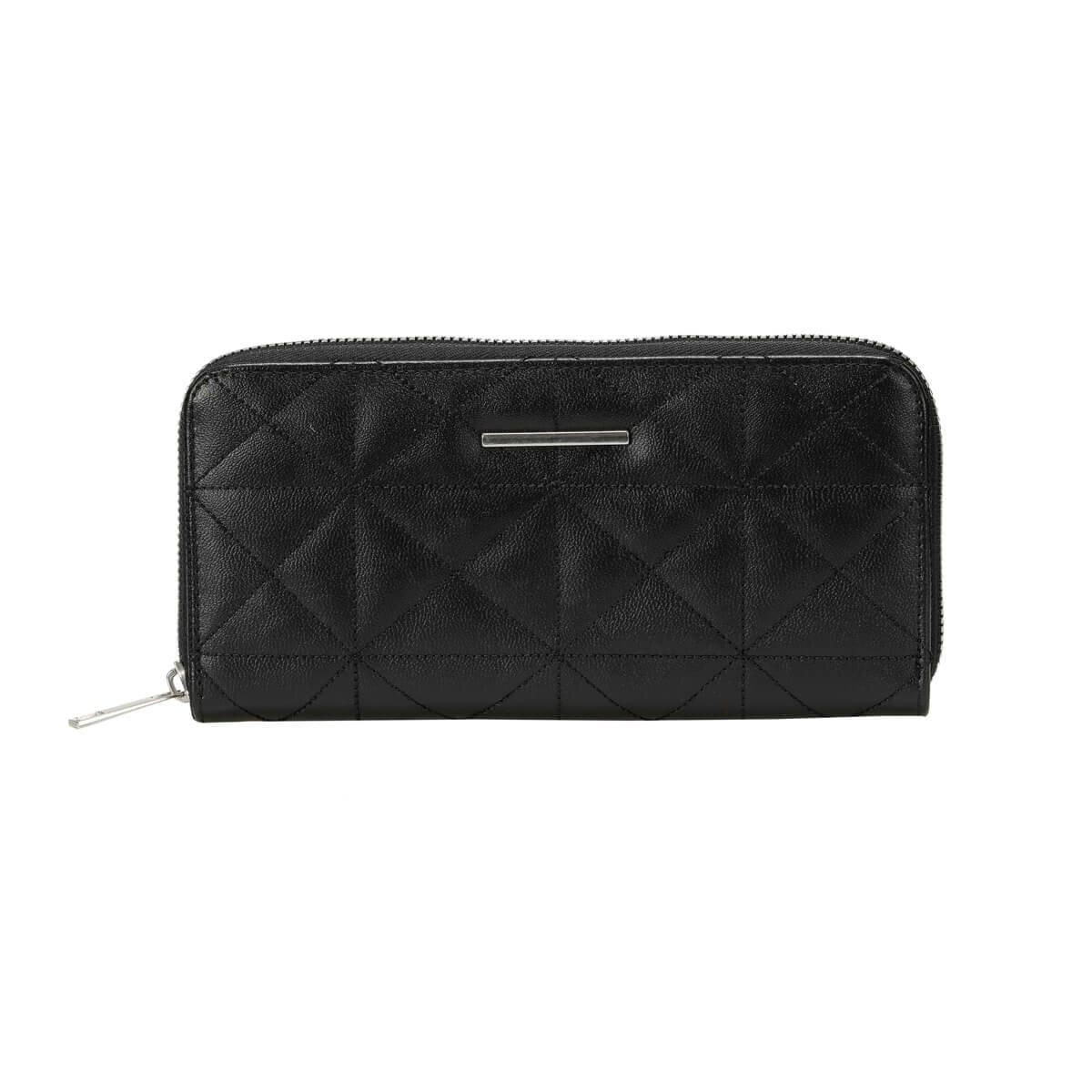 FLO Women Wallet Black Red Fashion Casual Female Wallet Bag Женский кошелек WRMD2221 BUTIGO