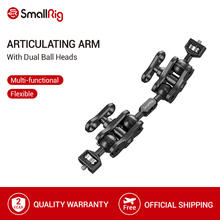 "SmallRig BallHead Extension BarสำหรับMagic Arms(1/4 ""สกรู) 2 BallHead Clamp Mount LCD Monitor Magic Arm Clamp   2109"