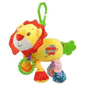 Aktywność miękka zabawka z wibracją Nenikos Lion + 3m 112207 tanie i dobre opinie