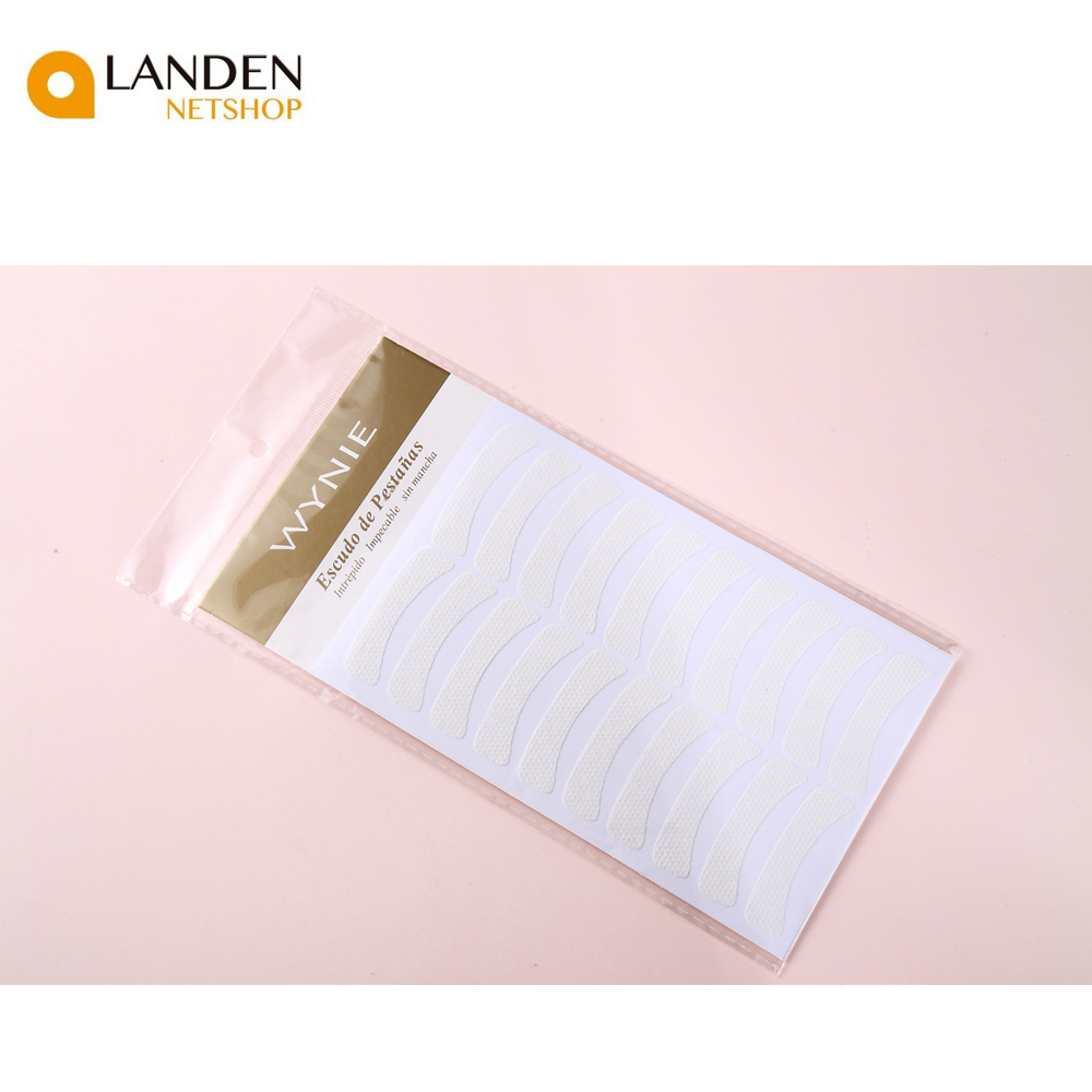 For Bass Eye Patch Medical Pads No Tissue Fabrics Tape Glue For Eyelash Extensions Eye Stickers