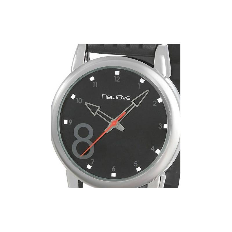 Analog Watch Strap Silicone NW