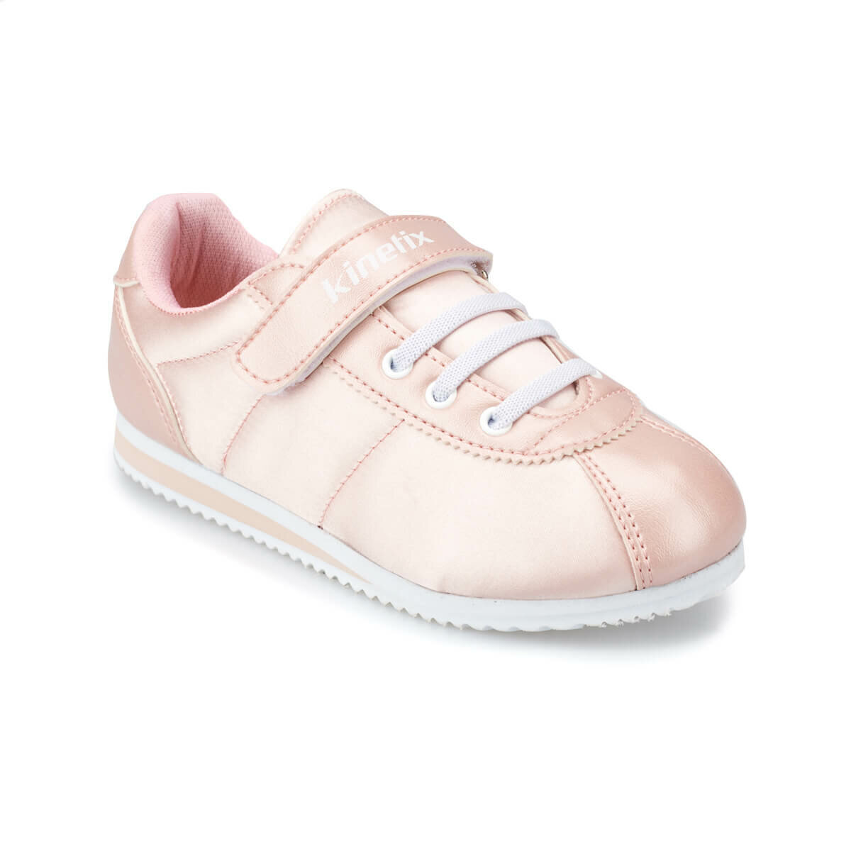 FLO SOPHY J Light Pink Female Child Sneaker Shoes KINETIX