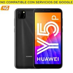 Мобильный телефон Huawei y5p midnight black-5,45 '/13,8 см-камера 8/5mp - oc - 32 ГБ-2 Гб ram - 4g - android 10 aosp-appгалерея
