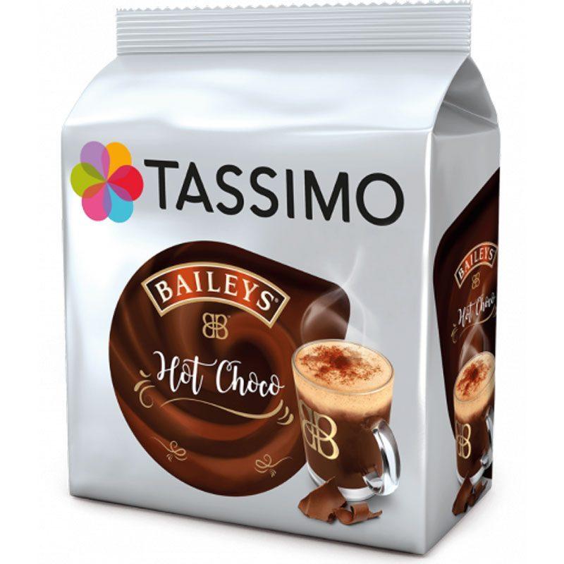 Latte Macchiato BAILEYS Hot Chocolate, 8 Services TASSIMO