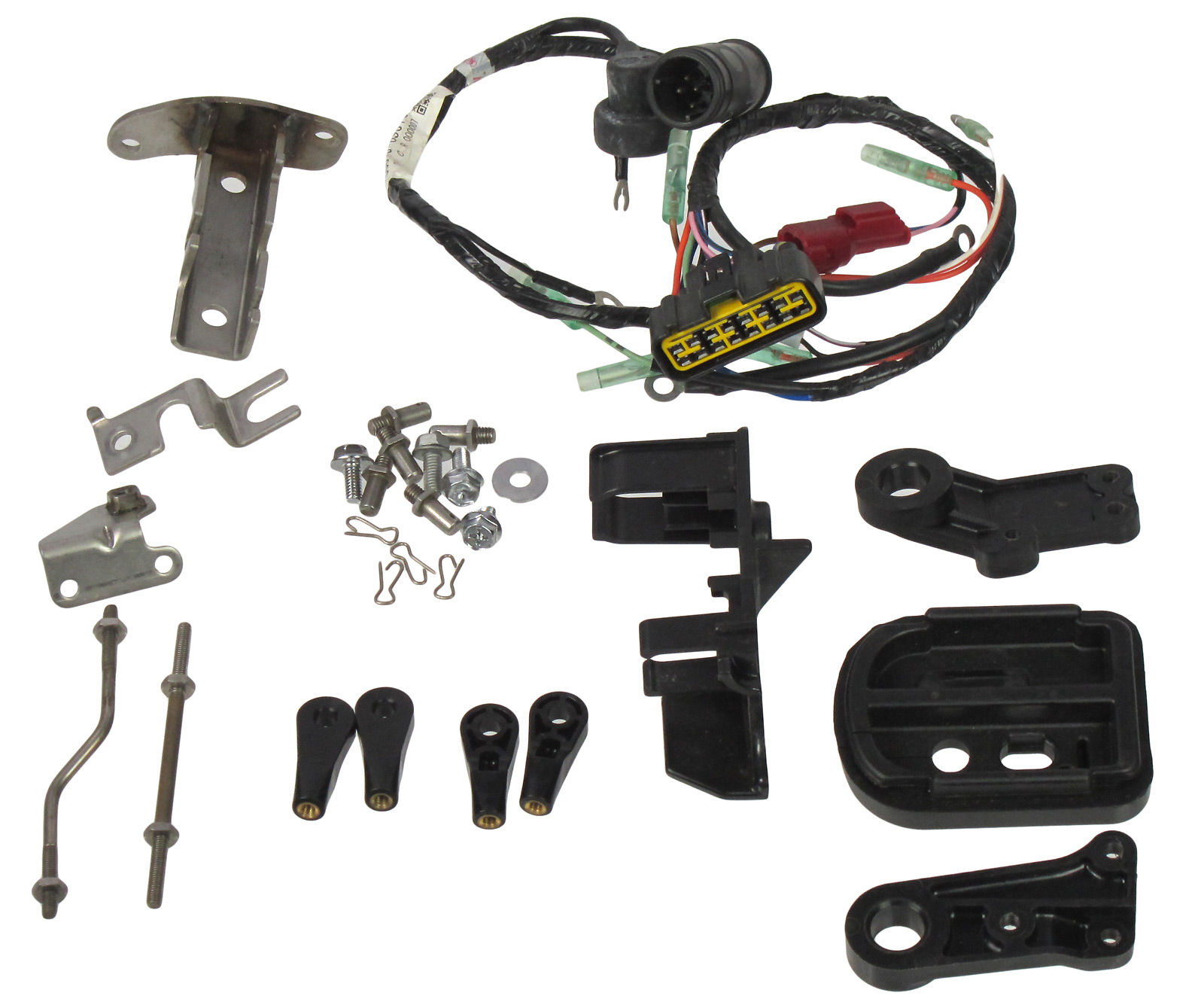 Suzuki DF25 (3TS) motor conversion kit für fernbedienung