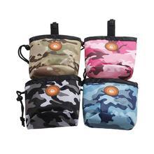 Переносная сумка для собак, уличная сумка для тренировок собак, сумка для еды, сумка для щенков без рук, поясная сумка для закусок, тренировочная сумка