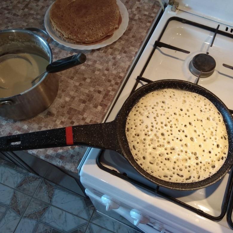 BR 1108 Pan Bollire #811 MILANO pancakes FULL INDUCTION BOTTOM Non stick layer Frying Pan High quality Flat bottom cookware|frying pan|flat panflat frying pan - AliExpress