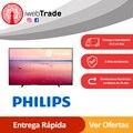 تلفزيون ذكي فيليبس 43 4K الترا HD LED واي فاي أسود iwebtrade 43PUS6704