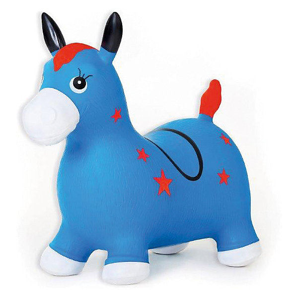 Horse Inflatable-bouncer Fresh Trend Blue