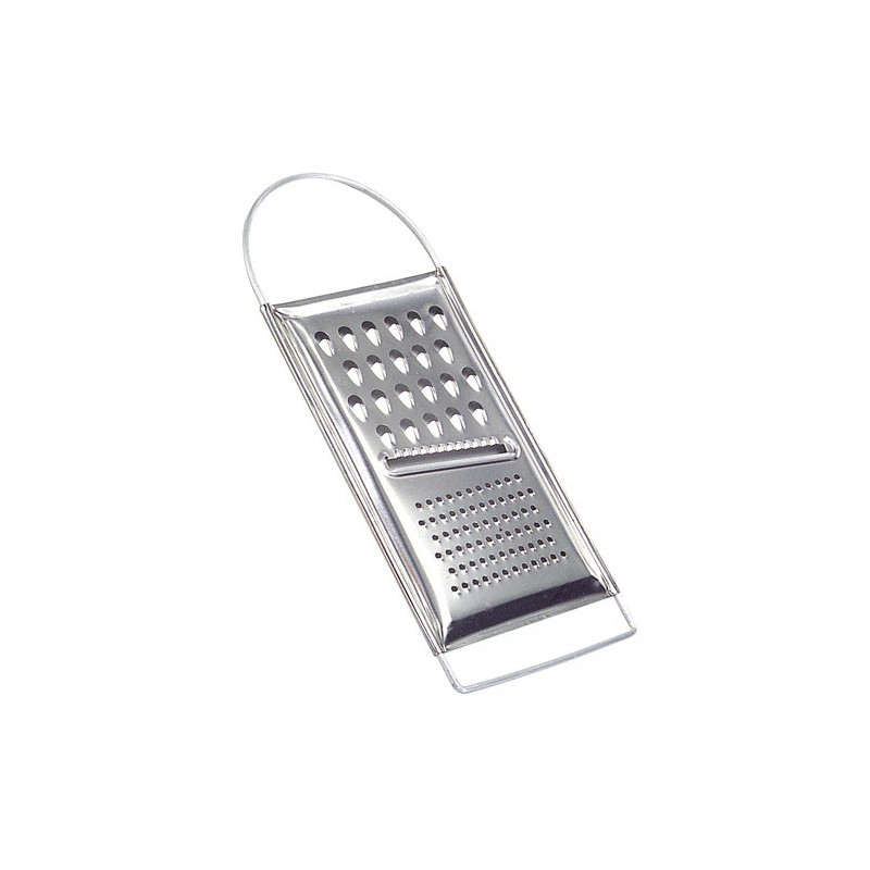 Grater Tinplate with 3 Uses|  - title=