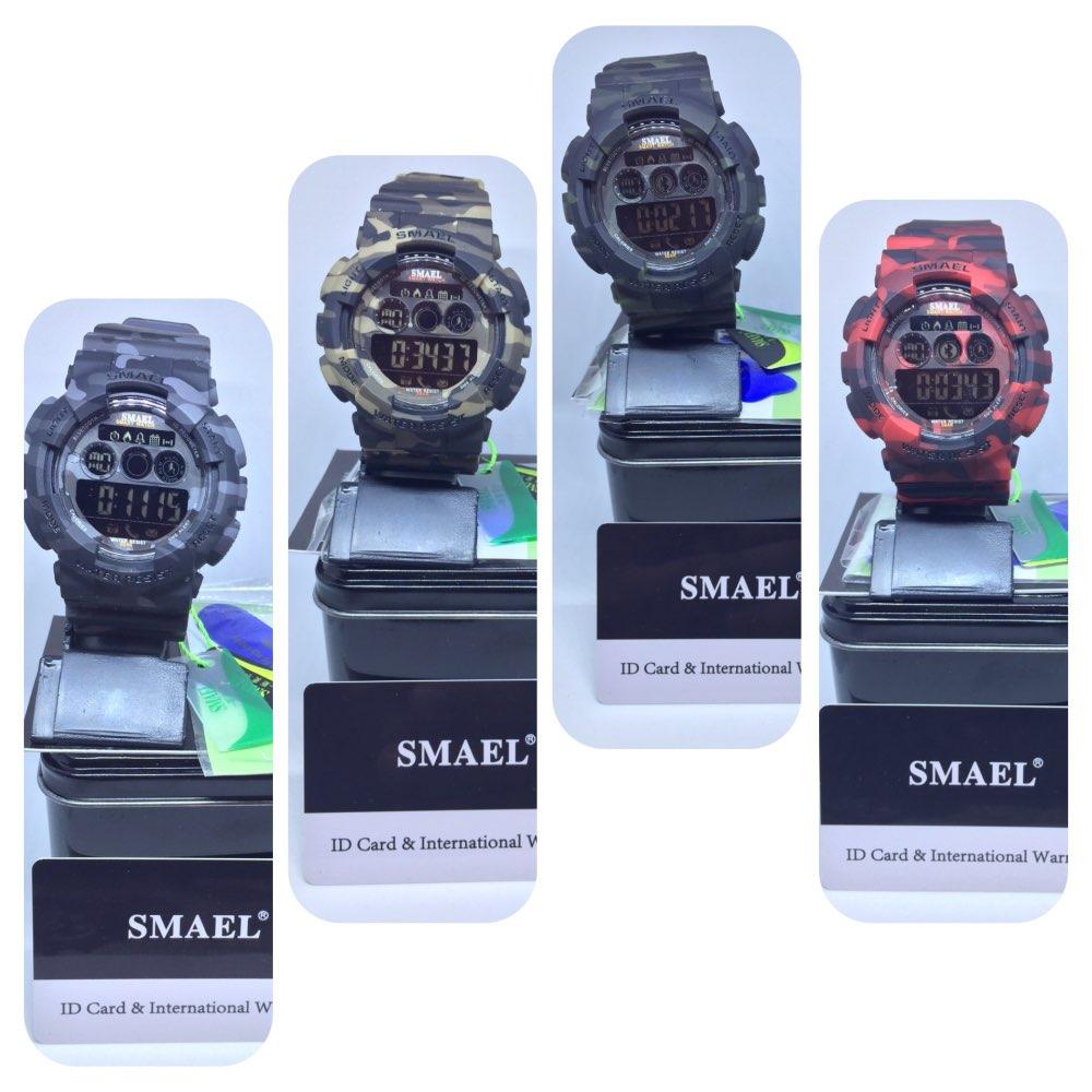 -- Digital Relógios Relógio