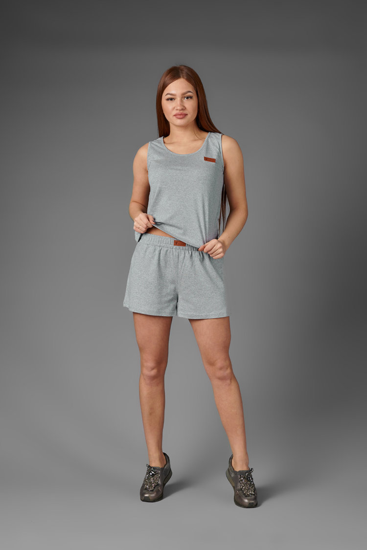 Atoff Home Women's Suit LCD 011 (gray)