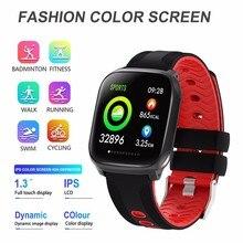 F12 Smart Watch Heart rate monitor multiple Sports modes Blood Pressure Fitness bracelet Waterproof for men women
