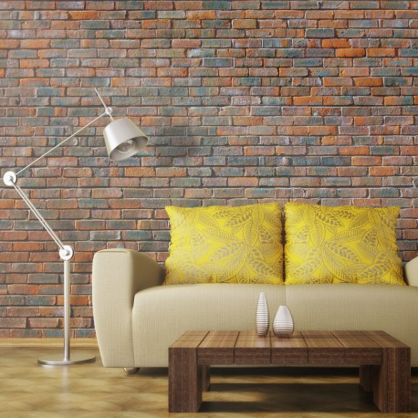Photo Wallpaper-brick Wall