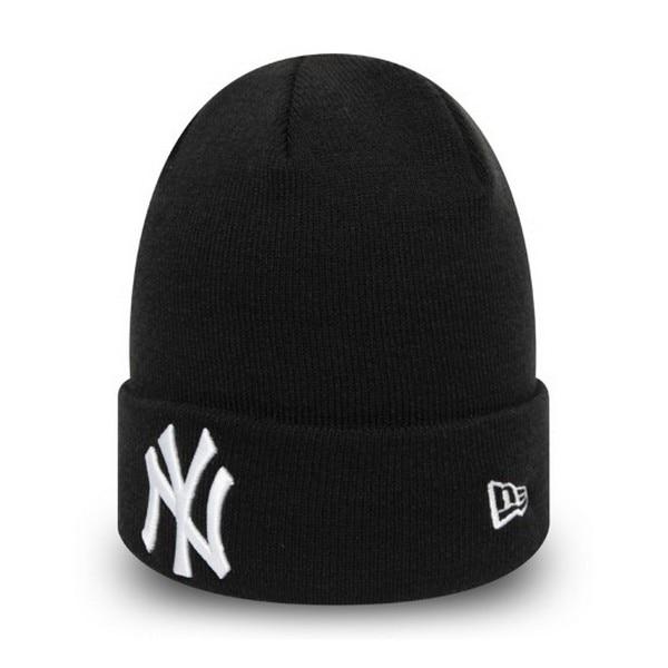 Hat Ny Yankees New Era MLB ESSENTIAL CUFF Black