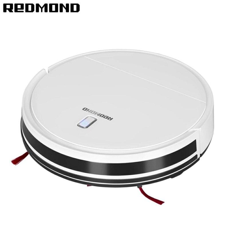 Пылесос-робот REDMOND RV-R150, белый