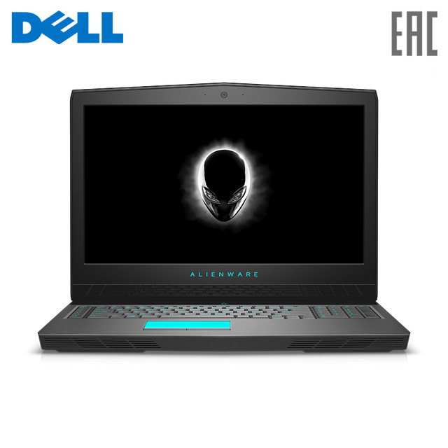 "Ноутбук игровой Dell Alienware R5 17.3"" FHD/Intel Core i7-8750H/8GB/512GB+1TB/GTX 1060 6GB/Win10 (A17-9263)"