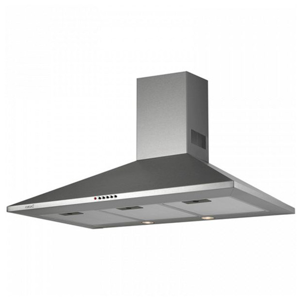 Conventional Hood Cata OMEGA 600 60 Cm 645 M3/h 72 DB 270W Stainless Steel