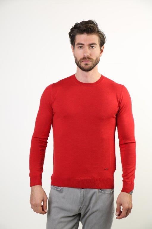 Sweater Bike Collar Men Sweater 4038
