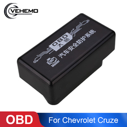 Vehemo OBD Car Window Closer Glass Opening/Closing Module System For Chevrolet Cruze 2009-2014 Elevator Door Closer