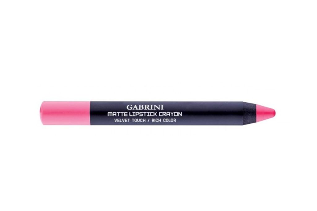 GabrInI batom fosco crayon-veludo toque-cor rica n. o 16