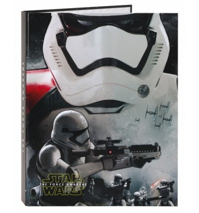 FOLDER FOLIO 4 ANIMIXTAS STAR WARS EP