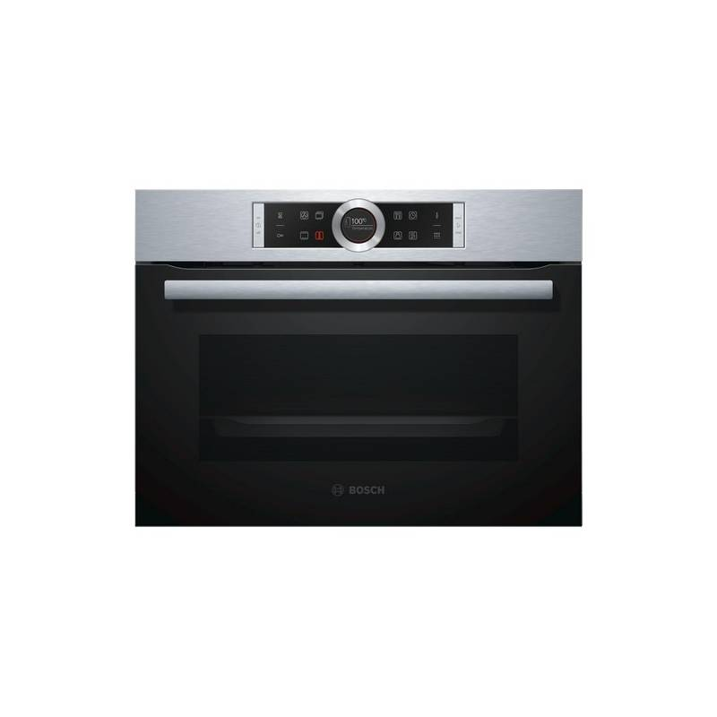 Pyrolytic Oven Bosch CBG675BS3 47 L 4000W TO + Black
