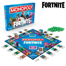 Fortnite Монополия Hasbro