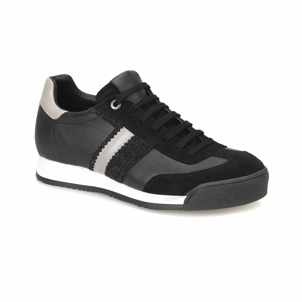 FLO 18484 M Black Male Shoes Forester