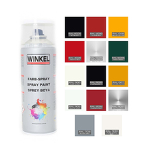 400 ML Acrylic Spray Paint for Hobby Metal Wood Plastic Furniture and Multi Use