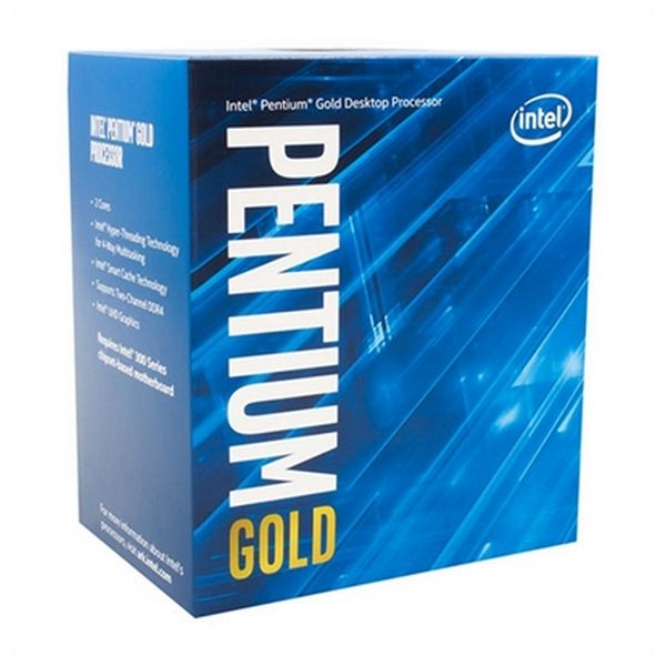 Processor Intel Pentium G5400 3.8 GHz 4 MB