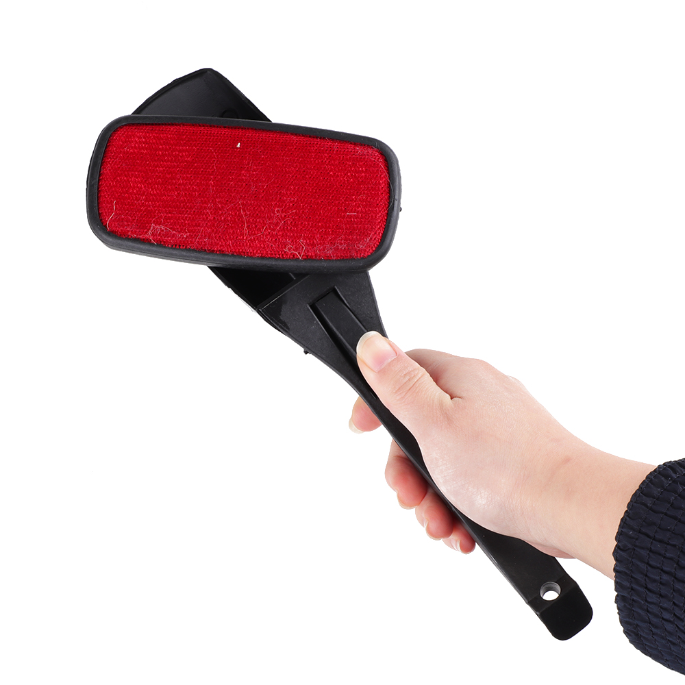 Anti-static Sticky Lint Remover with Rotary Rolling Brush to Remove Dust and Hair from Clothes and Sweater 2