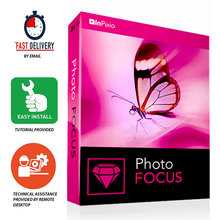 InPixio Photo Focus Pro 2021 ✅ Life Time Licence | PC |