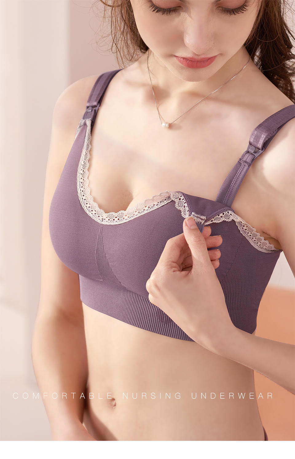 2020 Should you wear a bra to bed when breastfeeding?