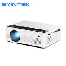 Portable Home Projector Phone Byintek C520 Android Mini Theater 1080P 150inch HD LED