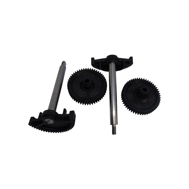 Bross bge38 2 conjuntos 4 peças corpo do acelerador atuador engrenagem kit de reparo 13627838085, 13627834494, 13627834494 para bmw m3 m5 m6