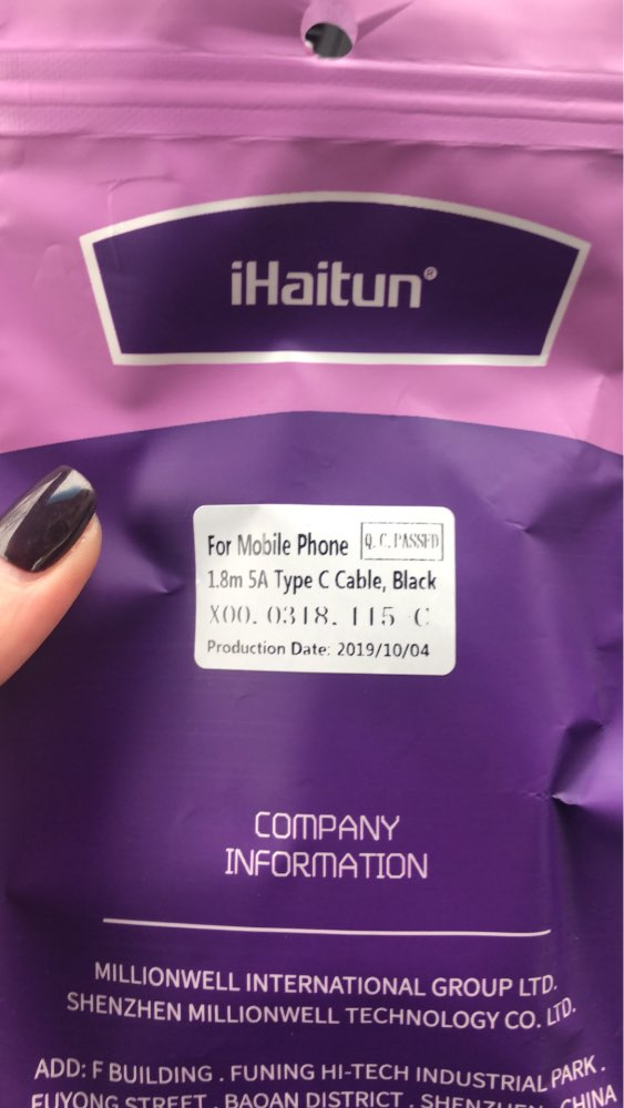 iHaitun 5A USB Type C Cable For Huawei P20 Lite Honor 10 9 Pro 3.1 Fast Charging Data Cord Phone Charger Samsung S9 Redmi Note 7-in Mobile Phone Cables from Cellphones & Telecommunications on AliExpress