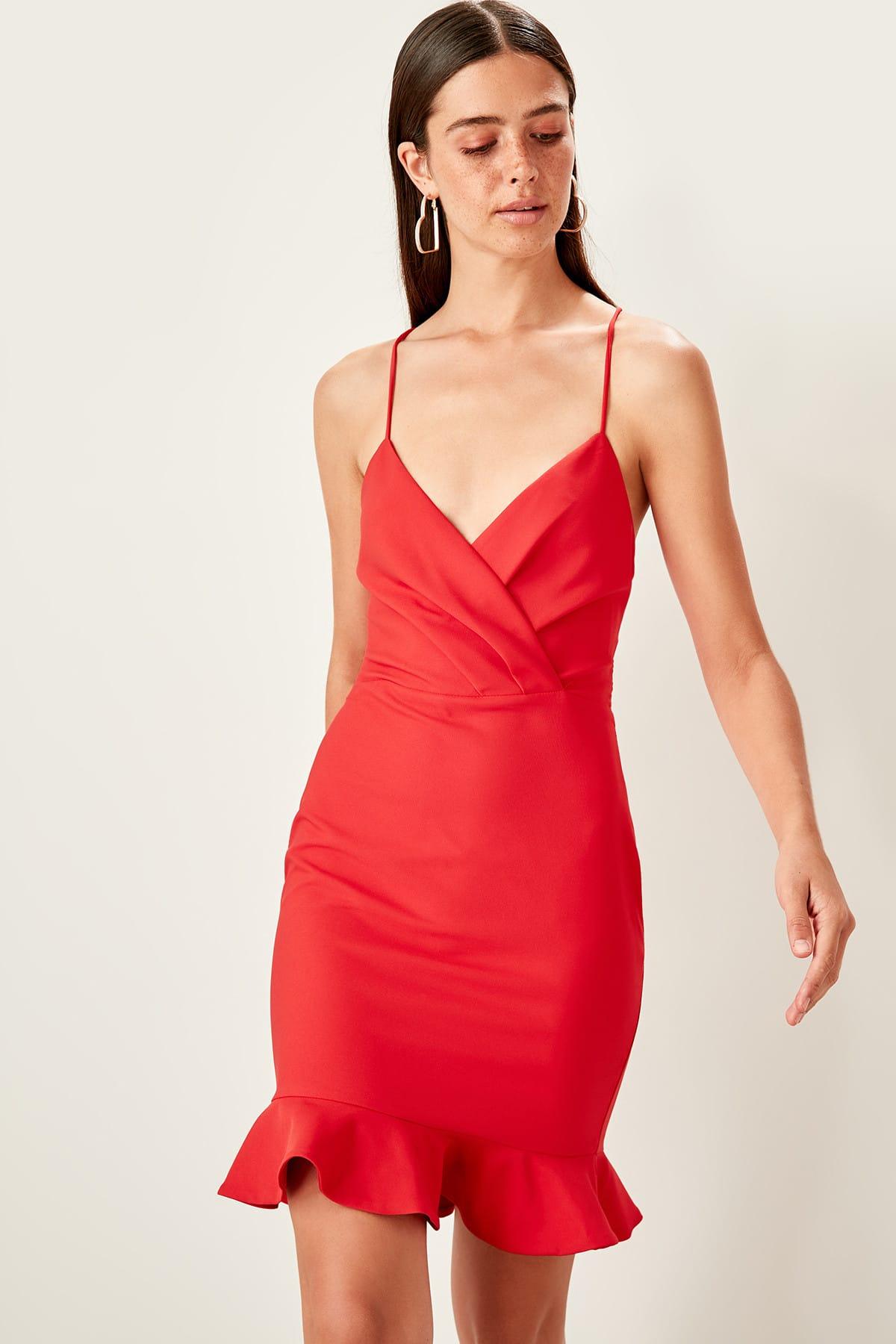 Trendyol Hanging-Dress