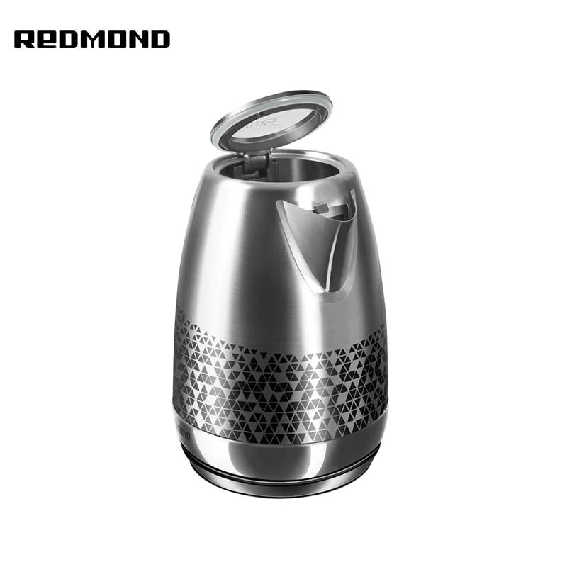 Kettle Redmond RK-M177 metal large capacity Household appliances for kitchen