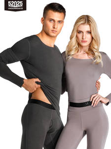 Thermal-Underwear Cashmere Comfy Textile Workmanship Aesthetic Smart Elegant Design Fashionable
